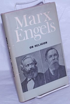 On Religion. K. Marx, F. Engels, Karl, Frederick