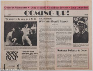 Coming up! June 1981; Why We Should March