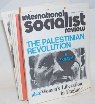 International Socialist Review [11 issues]