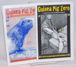 Guinea Pig Zero. (Nos. 3 and 4