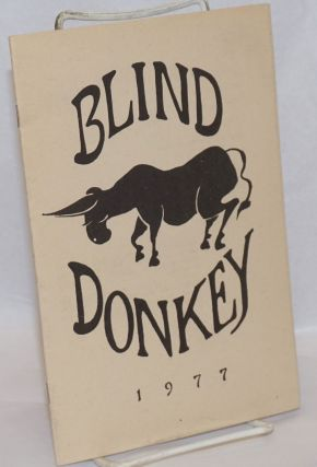 Blind Donkey. Vol. 3 no. 2 (March-April 1977