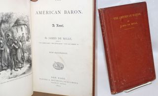 The American Baron. A Novel. With Illustrations. James De Mille