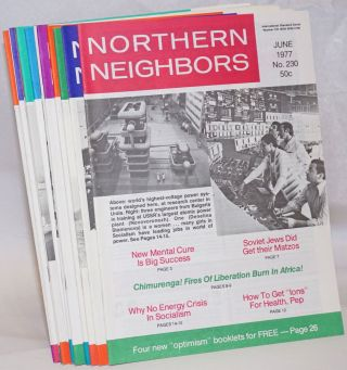 Northern Neighbors [11 issues