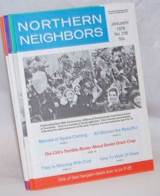 Northern Neighbors [11 issues]