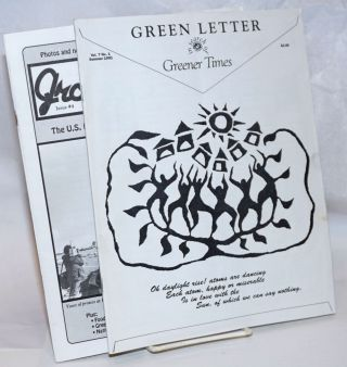 Green Letter [continuing as Ground Work; two issues