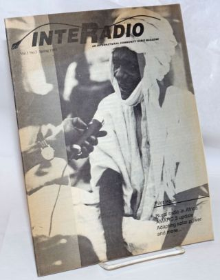 InteRadio: an international community radio magazine. Vol. 1 no. 1 (Spring 1988