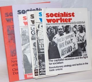 Socialist Worker [six issues