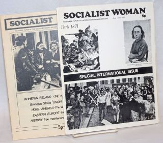 Socialist Woman [two issues