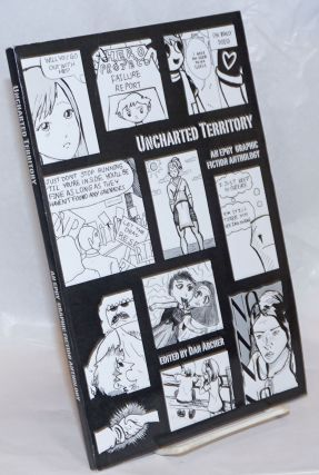 Uncharted Territory; An EPGY Graphic Fiction Anthology. Dan Archer.