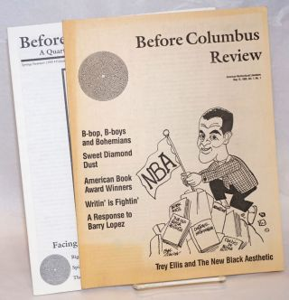 Before Columbus Review [two issues