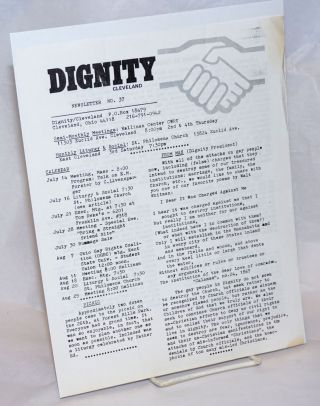 Dignity Cleveland Newsletter: #37
