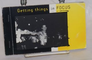 Getting Things in Focus [card booklet