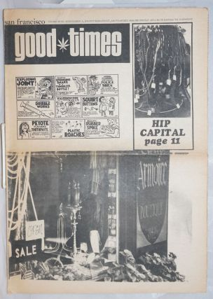 San Francisco Good Times; Vol.3, no.49, Dec. 11, 1970