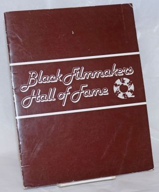 Black filmmakers hall of fame 1979; Sixth Annual Oscar Micheaux awards ceremony, February 18,...