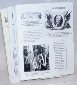 The Alexander Hamilton Post 448 Newsletter [formerly Post Intelligencer] (20 issue broken run