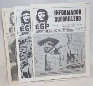 Informador Guerrillero [three issues