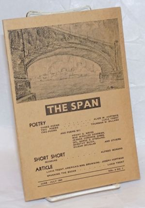 The Span. Vol. 3 no. 1 (June-July 1944