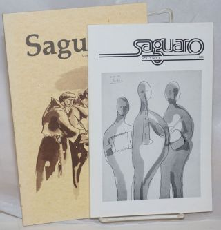 Saguaro [first two issues]. Armando Miguelez