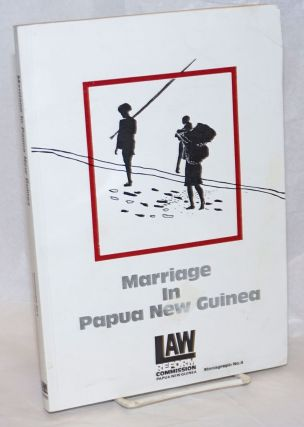 Marriage in Papua New Guinea