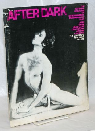 After Dark: national magazine of entertainment vol. 6, #7, November 1973; Joffrey's New Rock...