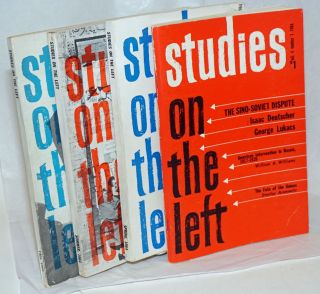 Studies on the left; a journal of research, social theory, and review. Vol. 4, no. 1-4 (1964