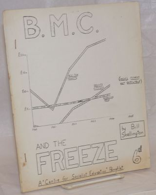 BMC and the freeze. Bill Skellington