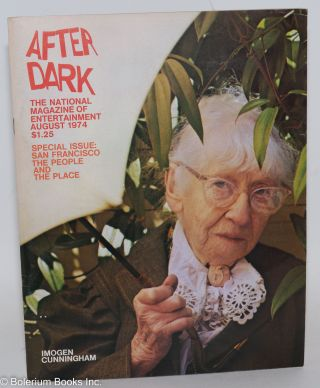 After Dark: the national magazine of entertainment vol. 7, #4, August 1974: Special San Francisco...