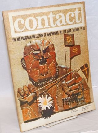 Contact: the San Francisco collection of new writing, art, and ideas; vol. 3, #4, October 1962 ...