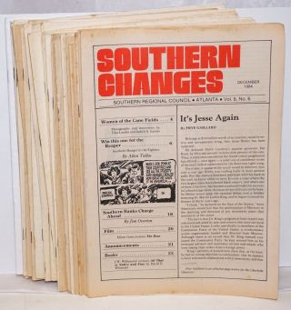 Southern changes [31 issues