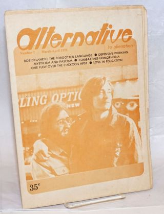 Alternative to Alienation. No. 7 (March-April 1976