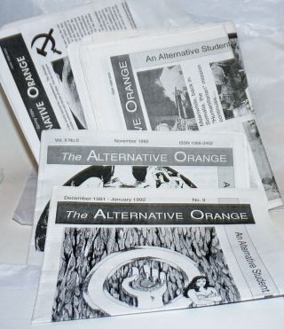 The Alternative Orange: an alternative student newspaper [seven issues