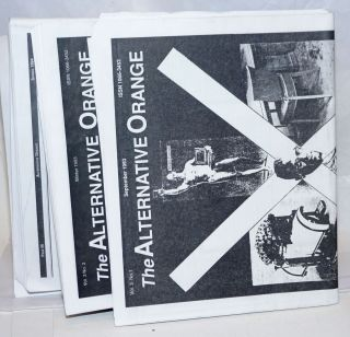The Alternative Orange: an alternative student newspaper [three issues