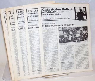 Chile action bulletin on political prisoners and human rights (April-May 1979