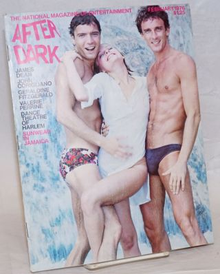 After Dark: the national magazine of entertainment vol. 8, #10, February 1976; Dance Theatre of...