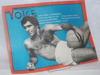 The Voice: more than a newspaper; vol. 3, #20, September 25, 1981; SF South of Market, a new...