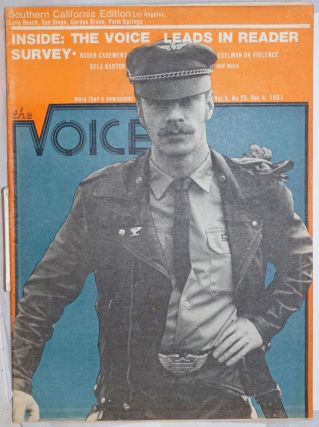 The Voice: more than a newspaper; vol. 3, #25, December 4, 1981; The Southern edition. Paul D....