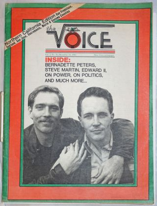 The Voice: more than a newspaper; vol. 3, #26, December 18, 1981; The Northern edition;...