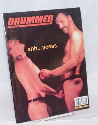 Drummer: #154. Joseph Bean, Larry Townsend Clay Caldwell, The Hun, Tom of Finland, Rex, Etienne