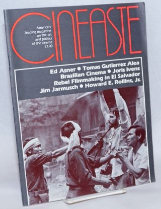 Cineaste: America's leading magazine on the art and politics of the cinema; vol. 14, #1, 1985....