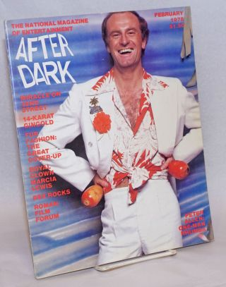 After Dark: the national magazine of entertainment; vol. 10, #10 February 1978; Peter Allen:...