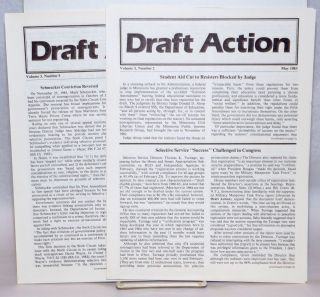 Draft Action [2 issues