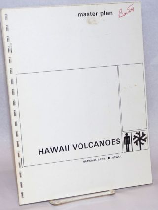 Hawaii Volcanoes. Master Plan