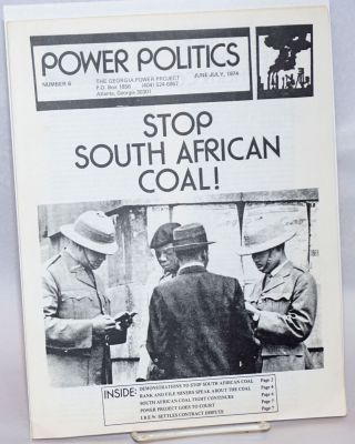 Power politics. Number 6 (June-July, 1974