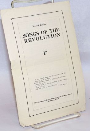 Songs of the revolution. Second edition