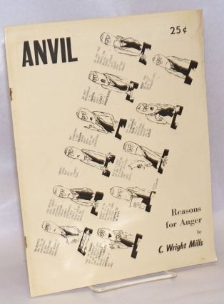 Anvil, a student socialist magazine and student partisan. Vol. 9, no. 1 (Whole Number 17), Winter...
