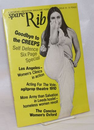 Spare Rib: a women's liberation magazine; #55, February