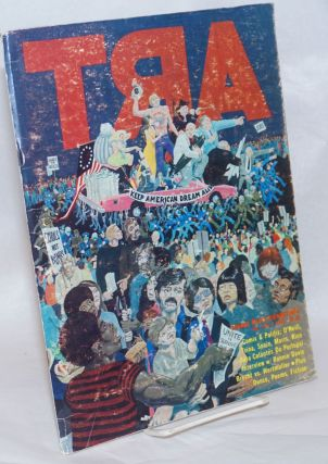 TRA: toward revolutionary art, # 7, vol. 3, no. 1, 1976; Comix & Politix. Fernando Barreiro, John...