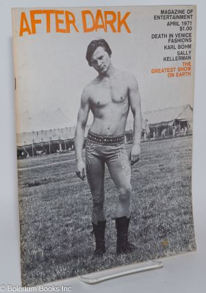 After Dark: magazine of entertainment vol. 3, #12, April 1971; The Greatest Show on Earth....