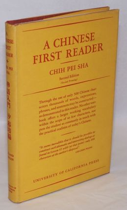 A Chinese first Reader. Chih Pei Sha