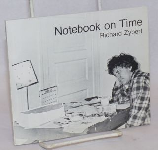 Notebook on time. Richard Zybert